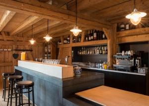 Scheune-Bar